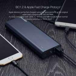 Внешний аккумулятор BlitzWolf BW-P5 15600 mAh QC 3.0 Dual USB