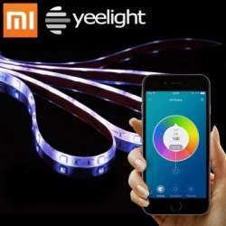 Xiaomi Yeelight -умная разноцветная светодиодная лента с WiFi и влагозащитой