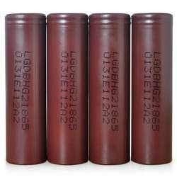 Обзор и тестирование 18650 аккумуляторов LG HG2 3000 mAh - шоколадок