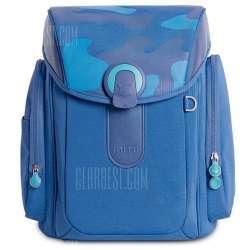 Обзор детского школьного каркасного рюкзака с ортопедической спинкой от Xiaomi MITU - 13L