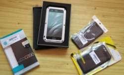 Чехлы для Xiaomi Mi 6 - мульти обзор очень разных и какой я выбрал