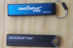 Обзор сравнение флешки с шифрованием iStorage datAshur PRO VS datAshur PRO 2