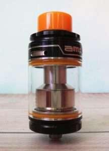 Ample Mace-X Subohm Tank – возвращение блудного начкойла