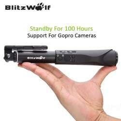 BlitzWolf BW-BS1 selfie stick: меняю две селфи палки на одну