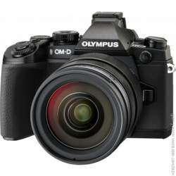 Обзор беззеркальной камеры Olympus OM-D E-M1 kit 12-40mm f 2.8 Black