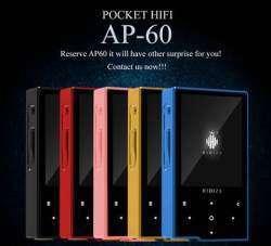 Обзор HiFi аудиоплеера Hidizs AP60 - Мал, да удал!