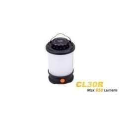 Кемпинговая лампа-powerbank FENIX CL30R - обзор, сравнение