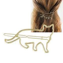 Небольшой мультиобзор на женские аксессуары (2 чокера и заколка для волос в виде кота)