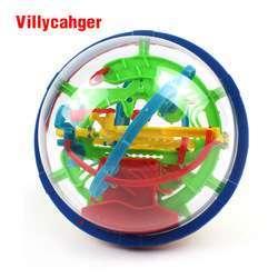 3D-головоломка Magical Intellect Ball: спокойствие, только спокойствие!