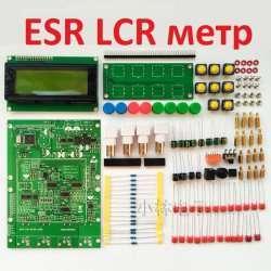 Набор для сборки продвинутого LCR-метра
