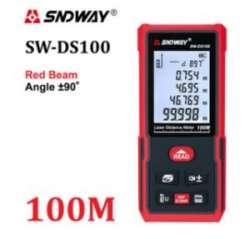 Обзор лазерного дальномера ('рулетки') Sndway SW-DS100