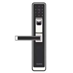 Обзор умного дверного замка Xiaomi Aqara ZigBee Smart Door Lock
