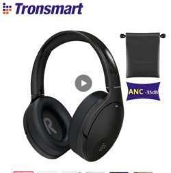 Обзор внешних наушников Tronsmart Apollo Q10 - ANC и 100 часов автономности