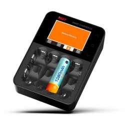 iSDT C4 - универсальная зарядка с цветным экраном