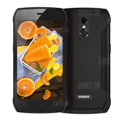 Uhans K5000: защищенный смартфон