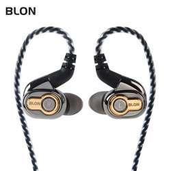 Blon BL05 - Эффектные наушники с неплохим звучанием