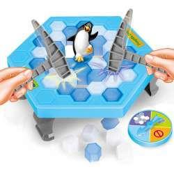 Развивающая игра 'Спасти пингвина'