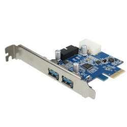 USB 3.0 адаптер на чипе NEC μPD720201