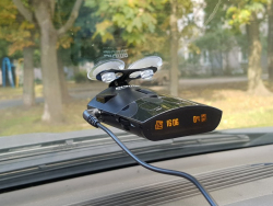 Digma SafeDrive T-1000 Signature — сигнатурный радар-детектор, или Забудь про скоростные протоколы...