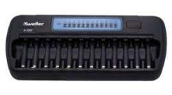 Зарядное устройство Kweller X-1200 на 12 слотов под АА/ААА