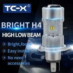 Светодиодные лампы с интересной конструкцией