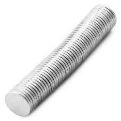 Набор магнитов - 50 штук, 8*1 мм