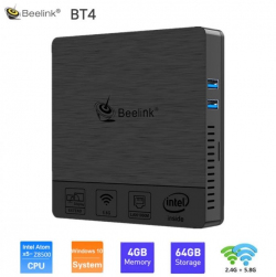 Мини-ПК Beelink ВT4 на Intel Atom x5-Z8500