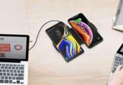 Обзор беспроводной зарядки Qi CHOETECH - для двух смартфонов сразу