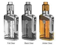 Обзор Rincoe Jellybox 228W Kit – все просто и прозрачно!