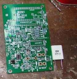 Плата для цифрового линейного БП 50 Вольт 10 Ампер от Gandf
