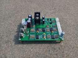 Набор для сборки линейного регулируемого БП 60 Вольт 20 Ампер