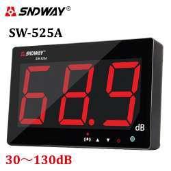 Настенный шумомер SNDWAY SW-525A
