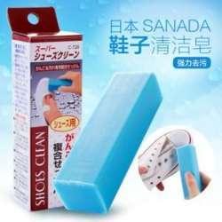 Японское мыло для обуви Seiko