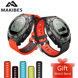 Makibes G02 GPS - уже не браслет, еще не часы.
