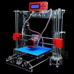 ZONESTAR P802, он же Prusa i3 или строим 3D принтер из конструктора