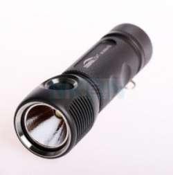 Обзор Zebralight SC600w Mark IV (XHP35 NW) - настройка, управление