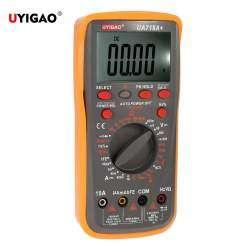 ☀Мультиметр UYIGAO UA718A+ (True RMS)