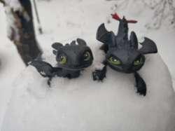 Игрушки из мультфильма 'Как приручить дракона'