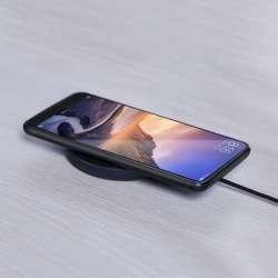 Простой тест беспроводного зарядного устройства Xiaomi (версия быстрой зарядки 10 Вт).