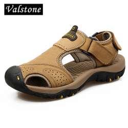 Треккинговые сандалии Valstone с закрытым носком
