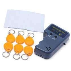 Копирователь RFID 125KHz EM4100 ID карт и брелков