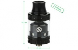 AUGVAPE Merlin mini RTA & Merlin mini RDA top cap kit – Снова Мерлин учит нас мастерству