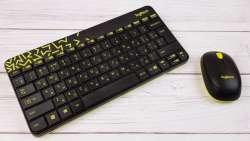 Logitech MK240 Nano: ультракомпактный комбо-набор «клавиатура + мышь»