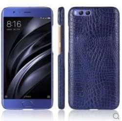 Чехол для Xiaomi Mi 6 - 'под кожу'