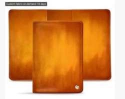 Кастомная кожаная обложка для паспорта Noreve
