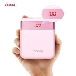 Обзор портативного зарядного устройства Yoobao M4Pro 10000mAh
