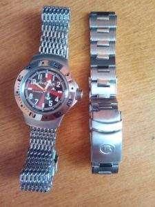 Китайский сменный браслет для коллекционной Амфибии 060RR