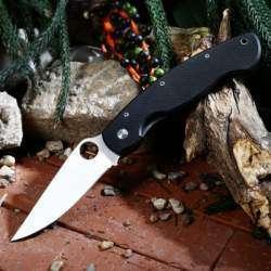 Нож PA60 или дешевая копия Spyderco Military