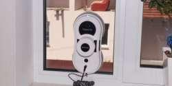 Робот-для мытья окон окномой Alfawise S60, обзор и тесты