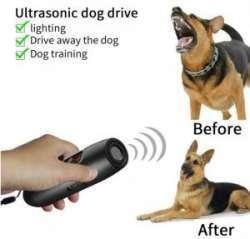 Обзор ультразвукового отпугивателя собак Tsattine N10 - работает китайский 'комбайн'!